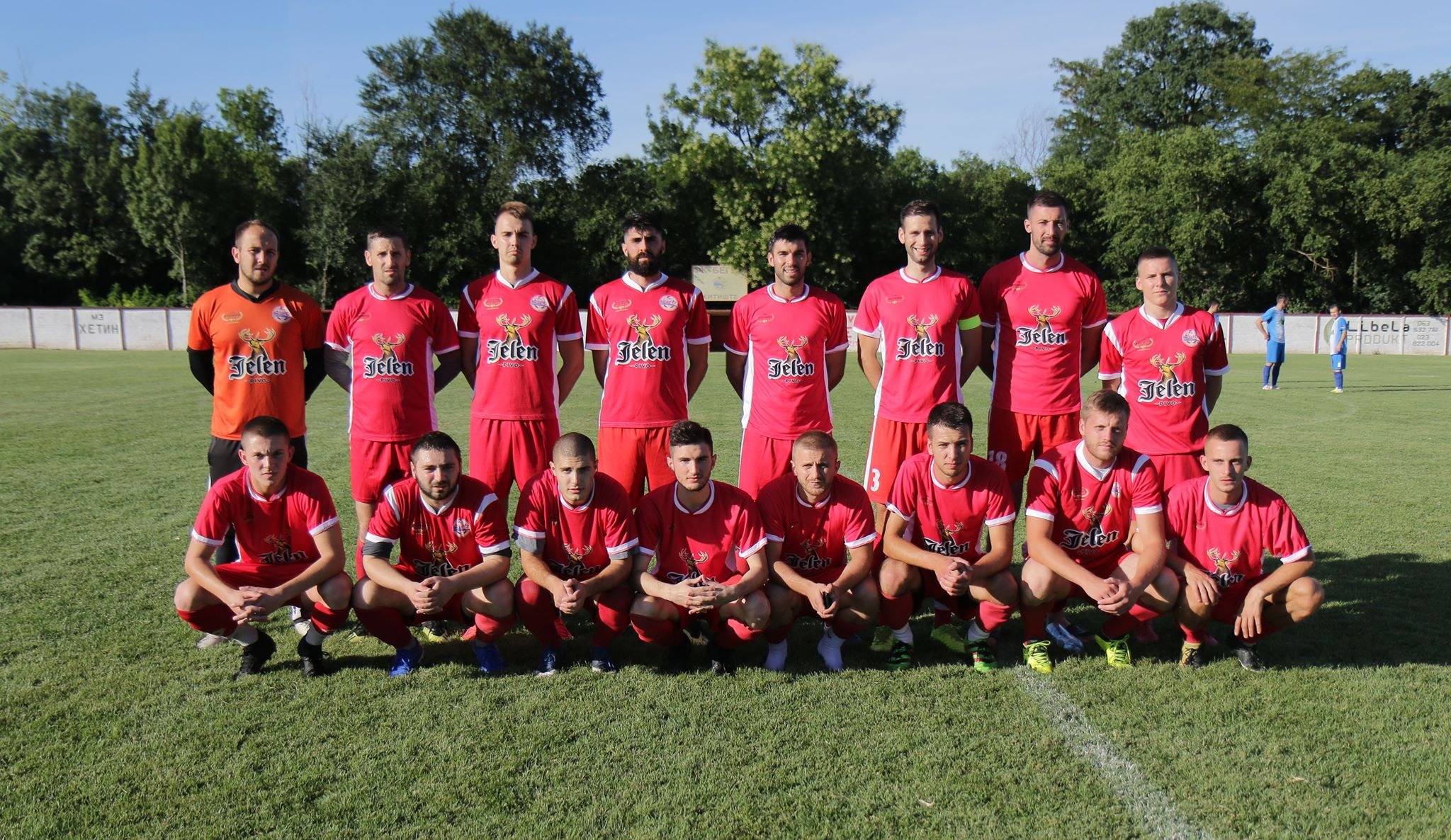 Fudbalski klub Begej spreman za početak nove sezone
