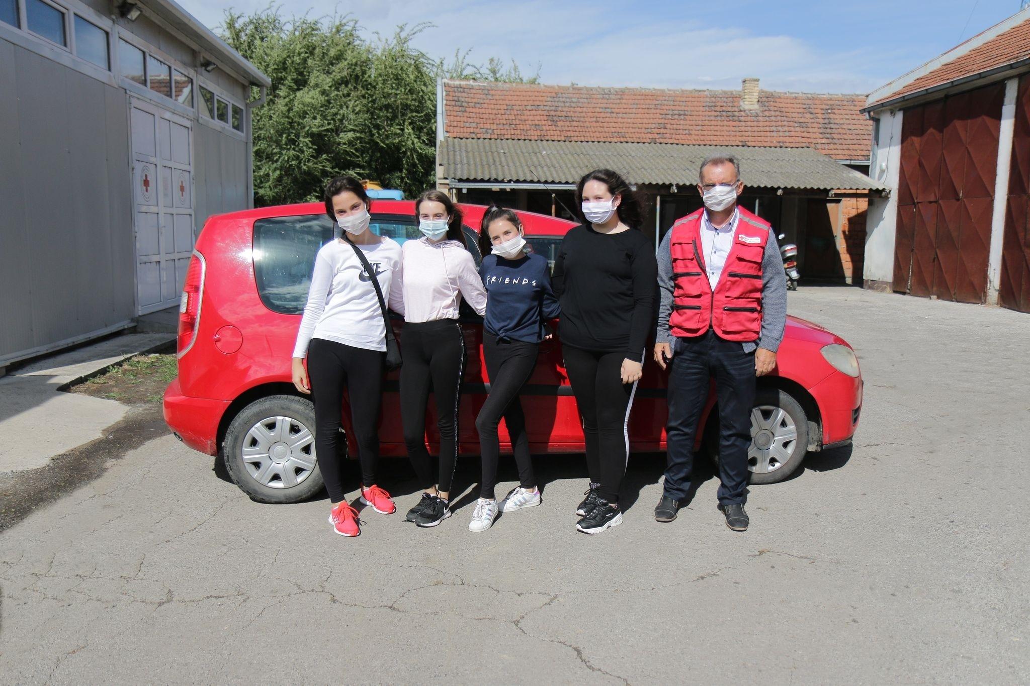 Deca iz opštine Žitište otputovala na Vršački breg
