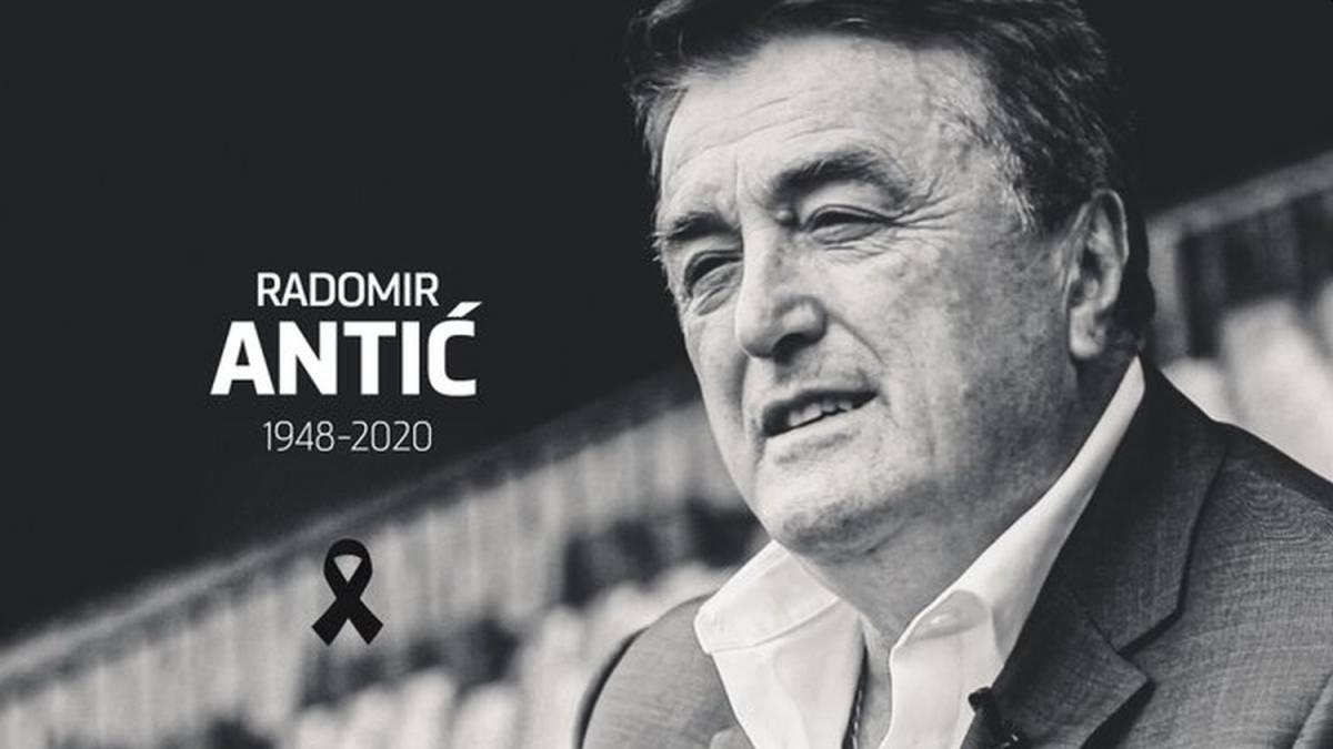 Preminuo rođeni Žitištanin Radomir Antić