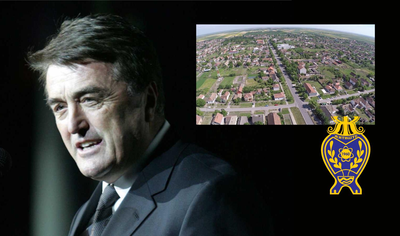 ANKETA: Da li po Radomiru Antiću treba da nazovemo stadion, trg, ulicu... u Žitištu?